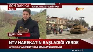 Suriye'nin Afrin bölgesinde başlatılan Zeytin Dalı Harekatı'nın iki...