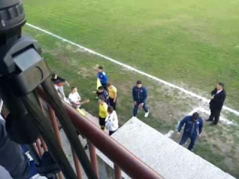 Vrijeđanje igrača Hajduka