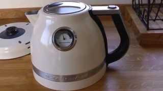 KitchenAid Artisan Kettle (Almond Cream)
