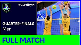 Zenit KAZAN vs. PGE Skra BELCHATOW - CEV Champions League Volley 2021 Men Quarter-Finals