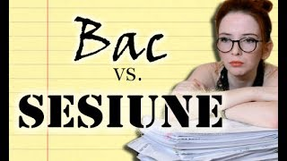 BAC vs. SESIUNE