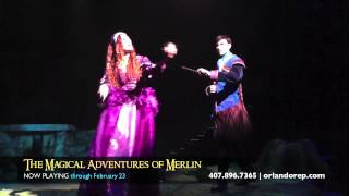 The Magical Adventures of Merlin | The REP 2014 Trailer