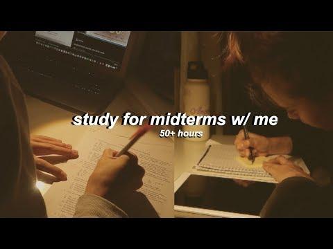 prepare for midterms