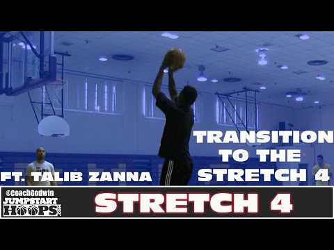 How to Transition to the Stretch 4 (ft. Talib Zanna) | Coach Godwin Ep:192
