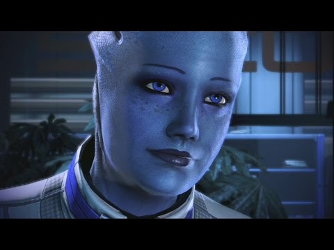 Mass Effect Trilogy: Liara Romance Complete All Scenes(ME1, ME2, ME3, Citadel DLC, Extended Cut)