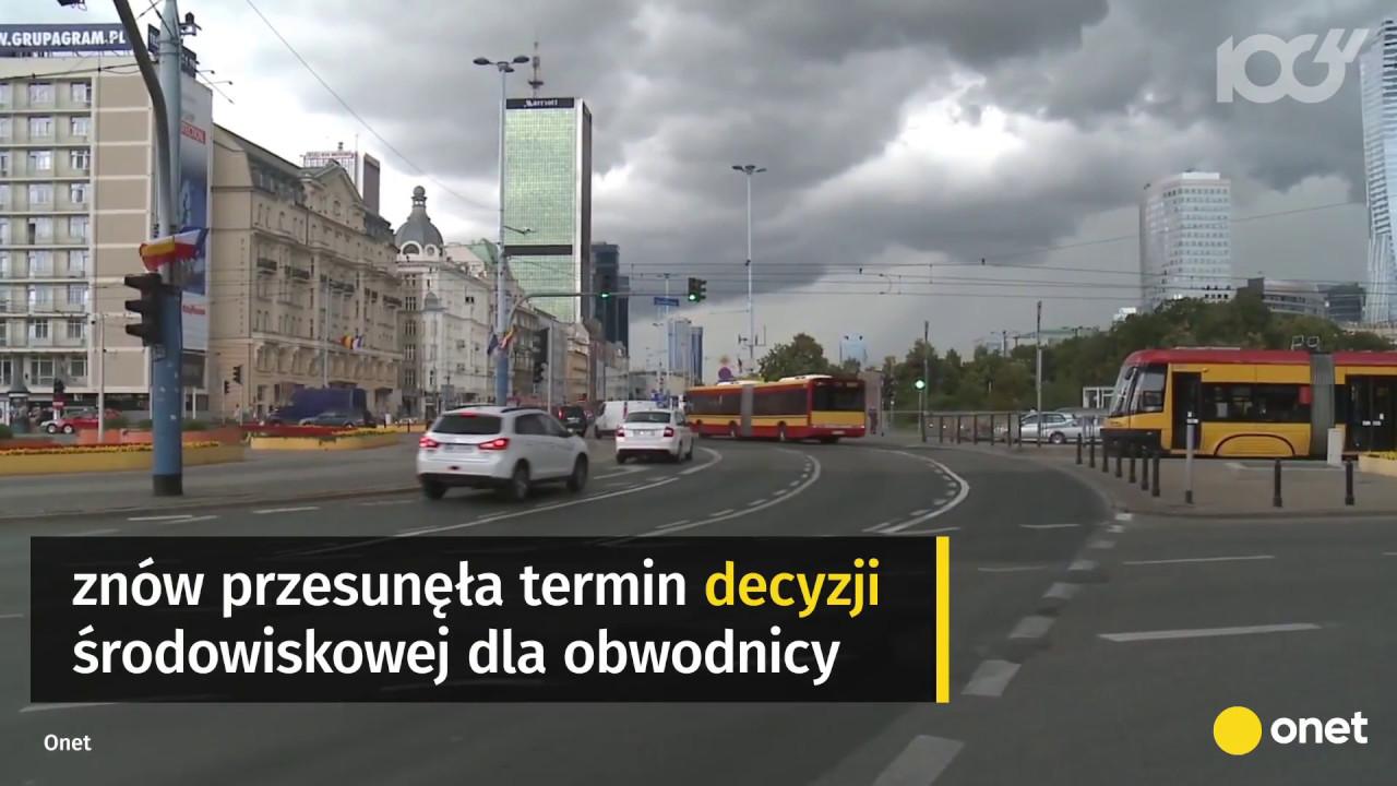 Co z obwodnicą Warszawy?