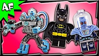 Lego Batman Movie Mr. FREEZE Ice Attack 70901 Speed Build