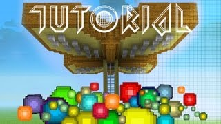 Minecraft XP FARM Tutorial 1.9