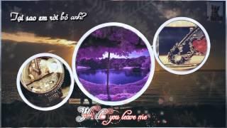Soledad- Westlife[Vietsub+Kara] Made by Coffeeman