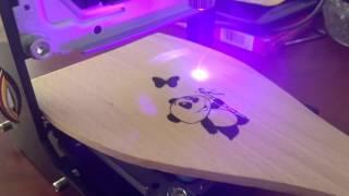 NEJE High Power 500mW DIY Laser Box