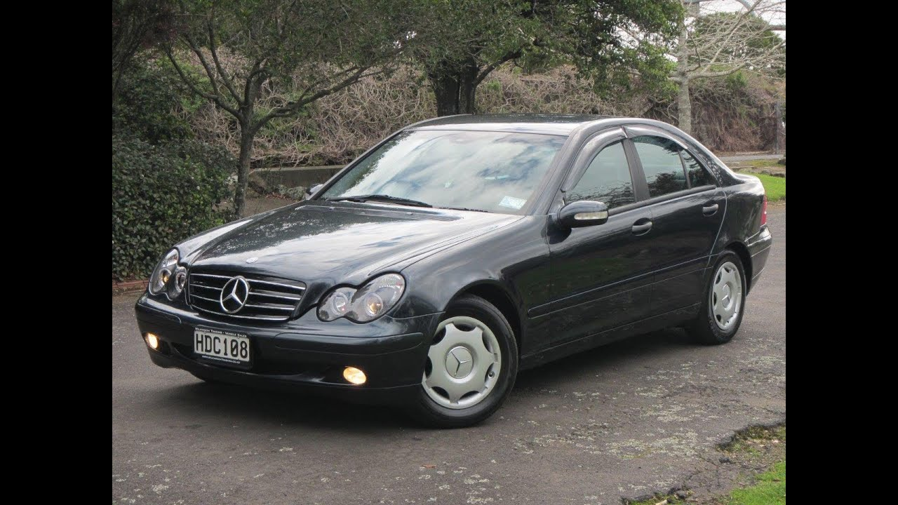 2003 mercedes benz c180 kompressor no reserve cash4cars cash4cars sold youtube. Black Bedroom Furniture Sets. Home Design Ideas