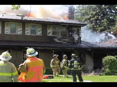 House Fire Across The Street Doovi