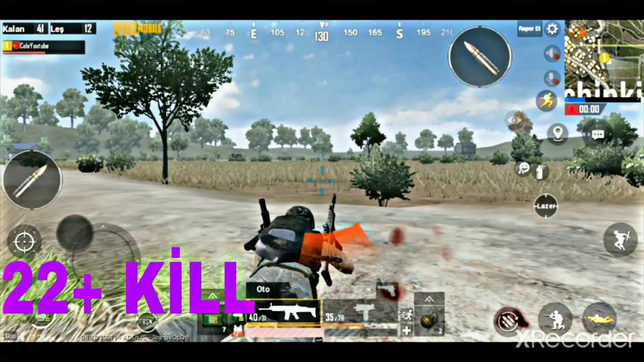 PUBG MOBİLE SERİ NO 2 (One Man Squat)