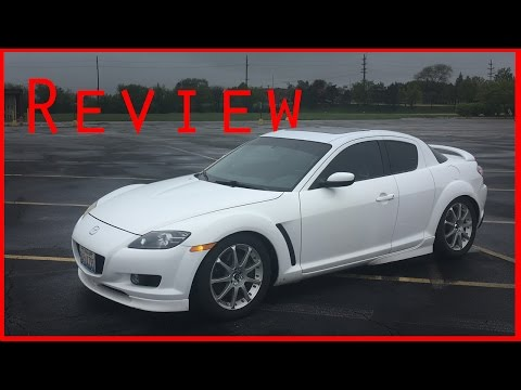 2007 Mazda Rx8 Review