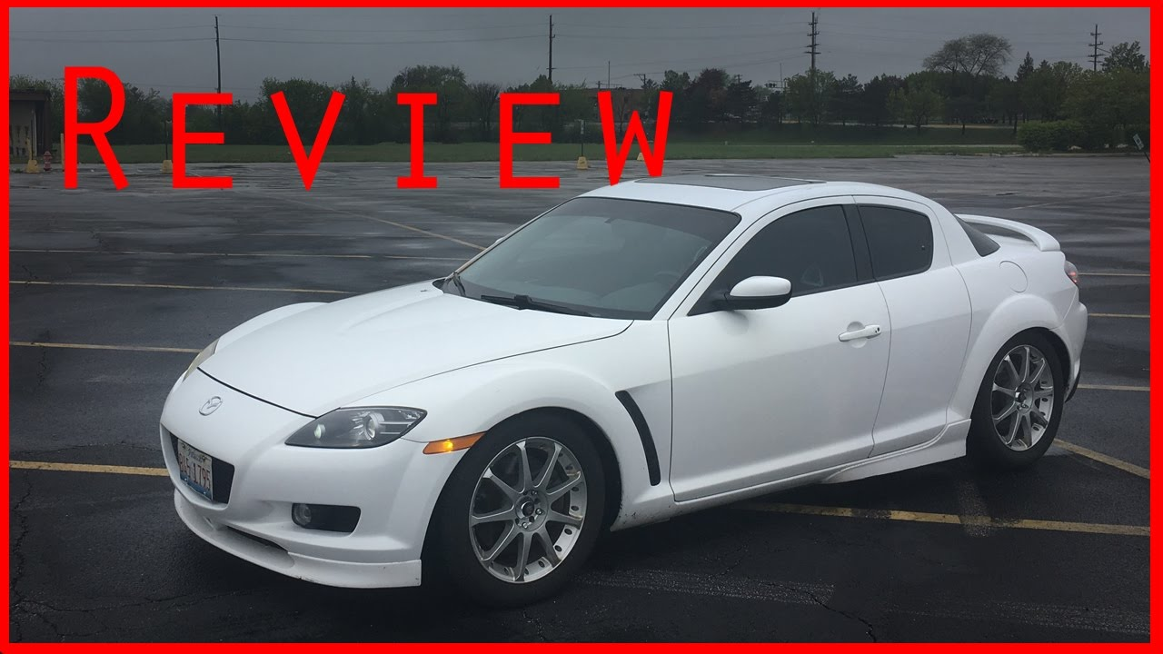 2007 mazda rx8 review youtube. Black Bedroom Furniture Sets. Home Design Ideas