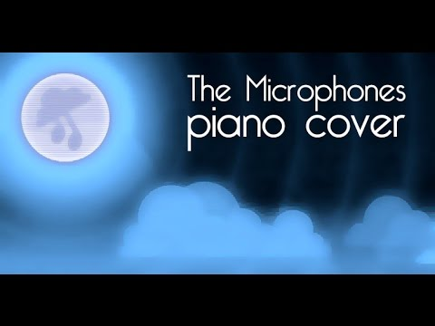 The Moon (The Microphones piano cover)