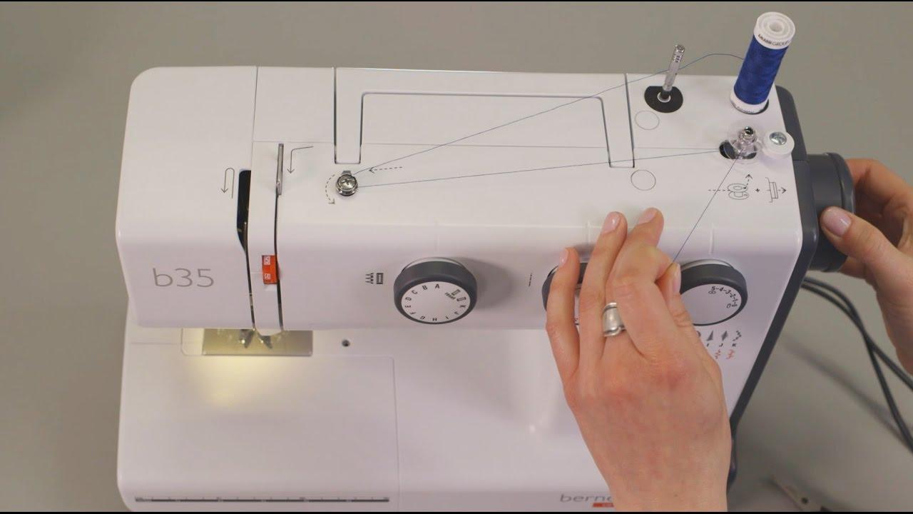 Bernette Nähmaschine Sew/&GO1