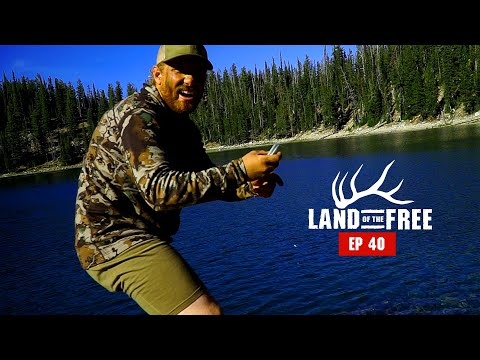 FISHING IN MY UNDERWEAR? -EP 40 LAND OF THE FREE 2.0