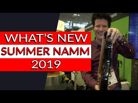 What's New at Summer NAMM 2019 - Warren Huart: Produce Like A Pro