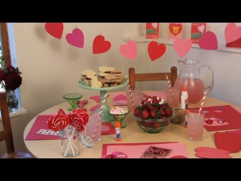 How to Host a Valentine's Day Party | Valentine's Day Recipe | AllRecipes