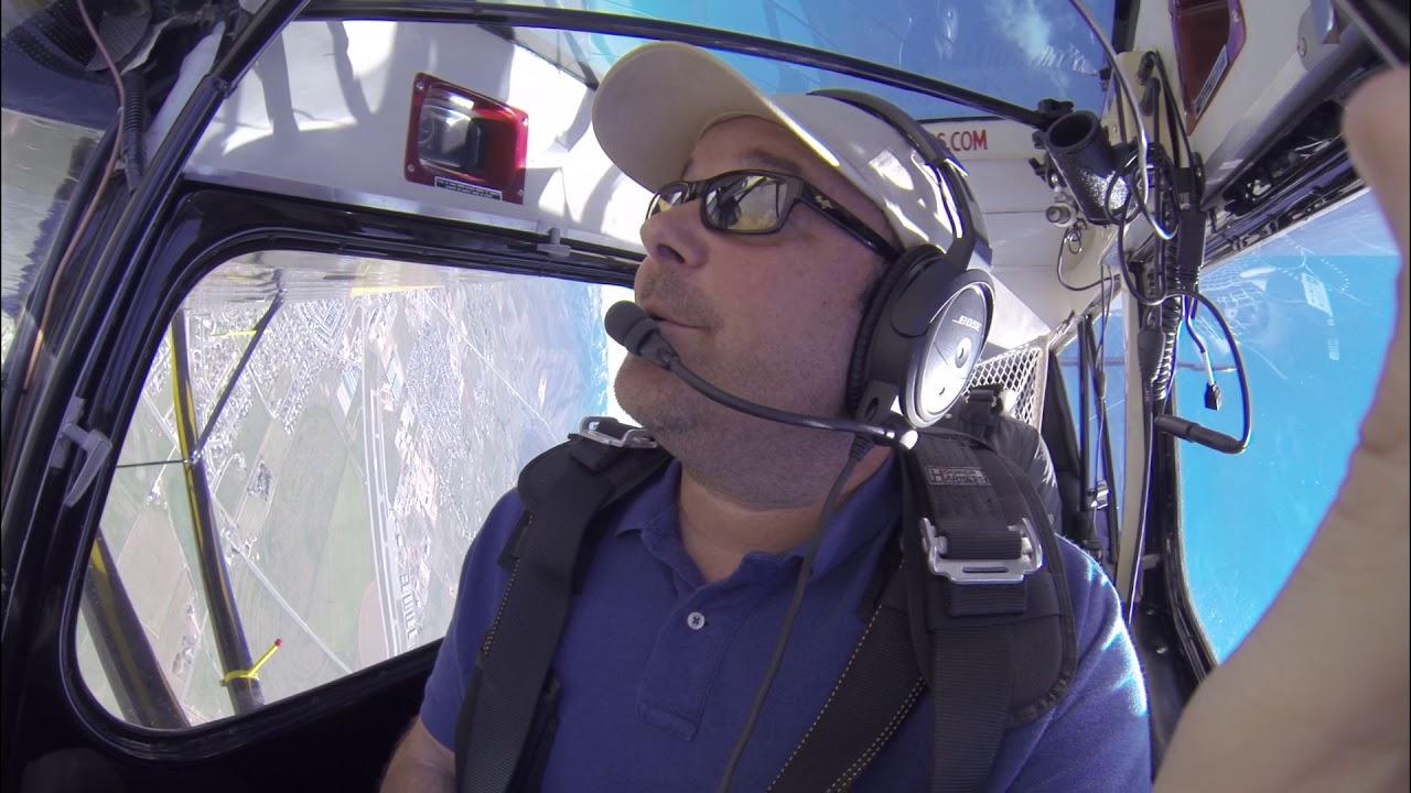 Pilot Makers Aerobatic Intro Flight