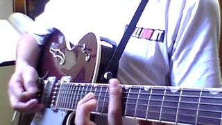 A taste of honey Guitar The Beatles