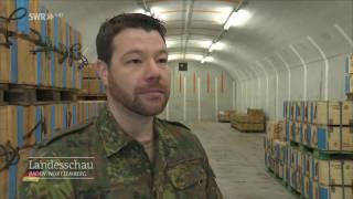 Munitionsdepot als Lager für Explosives | Setzingen