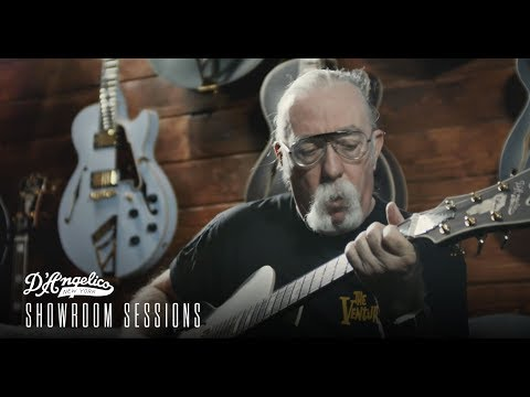 D'Angelico Showroom Sessions Ep. 6: Skunk Baxter