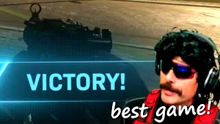 DrDisRespect's Highest KiII Game EVER on COD Warzone!
