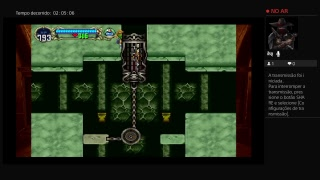 Castlevania syphonia of the night pt2 continua