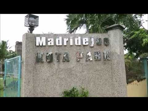 Bantayan Island - We take a Tour of Kota Park, Kota Fort, the Pier and Lookout in Madridejos Town