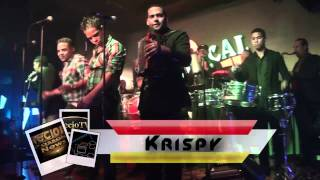 Krispy en el Tropical Club de Passaic -Jun 25, 2011 by NecioTV