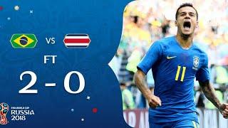 Download Video Hasil Bola Tadi Malam ✓ BRAZIL VS COSTA RIKA ✓ PIALA DUNIA 2018 MP3 3GP MP4