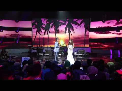 Ayu Ting Ting Feat Andika Pratama - Syahdu / Road To Dangdut Award MNCTV (27/9)