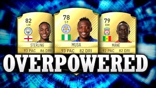 FIFA 17 - BEST CHEAP OVERPOWERED BPL PLAYERS! - FIFA 17 ULTIMATE TEAM (FUT CHAMP DESTROYERS) 💪🔥