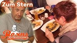 Das Testessen: Frank findet Essen grausam! | 2/7 | Rosins Restaurants | Kabel Eins