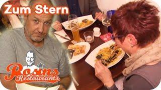 Das Testessen: Frank findet Essen grausam!   2/7   Rosins Restaurants   Kabel Eins