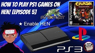 How To Play PS1 ISOs On Hen! [Episode 5] + Multiman/Webman Installation