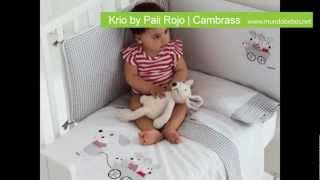 Cambrass Krio by Pali habitación bebe| MundoBebes.net