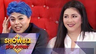 Showbiz Pa More: Itanong Mo Sa Bituin with Regine Velasquez-Alcasid
