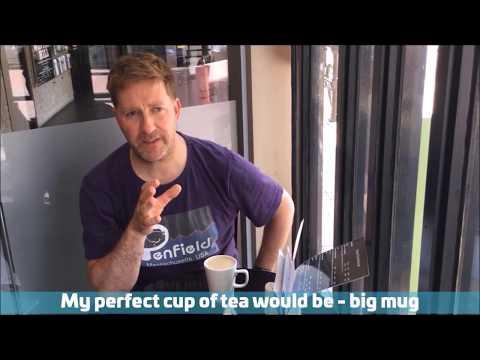 David Birrell tells us how he likes his tea - 'Talking Heads'
