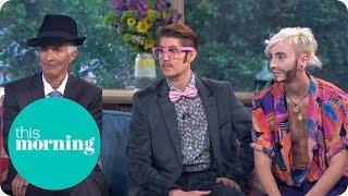Meet the Drag Kings!  | This Morning