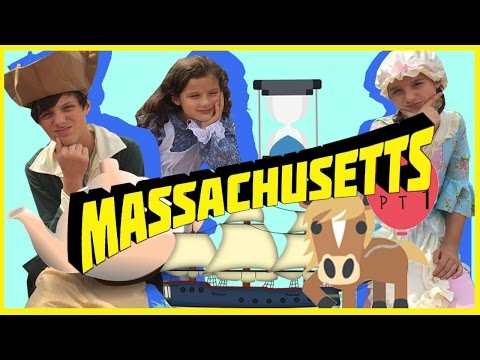 On the road, riding horses, & a backyard showdown | Bratayley Makes History (Massachusetts Part 1)