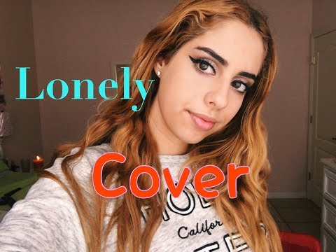 Demi Lovato- Lonely Ft.  Lil Wayne ( Cover )