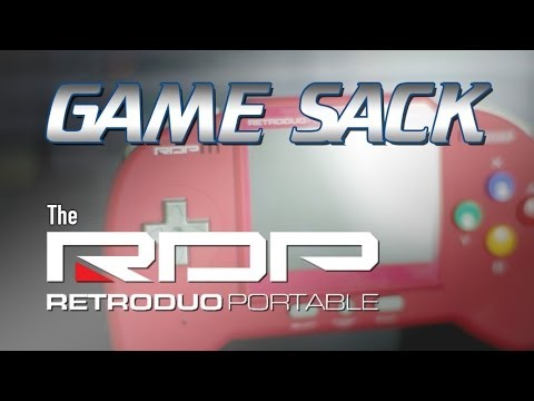 The Retro Duo Portable Handheld - Review - Game Sack