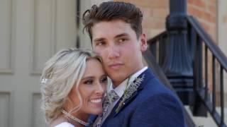 Provo City Center Temple Wedding Video | Nate & Mckenna