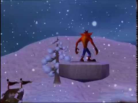 Aninimal Book: Crash Bandicoot The Wrath Of Cortex: Level 01 - Arctic ...