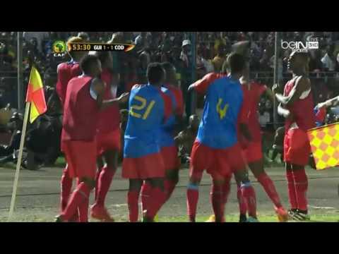 Download Guinea 1 2 DR Congo   WC 2018 Qualifiers   Guinée 1 2 RD Congo RDC