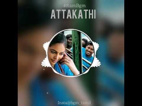 Attakathi BGM🎶🎵🎻🎼🎹 | Love BGM