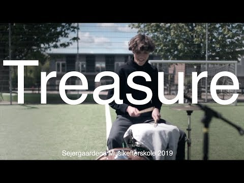 Treasure cover by